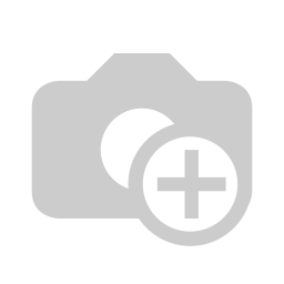 Bolt & Nut Hex 4.6 Z/P 8mm x 25mm