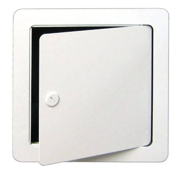 Access Panel White Steel 200mm x 200mm