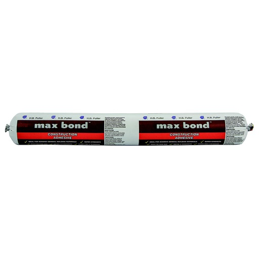 [06CAMBS] Construction Adhesive Fullers Max Bond Fast Grip Sausage 600ml