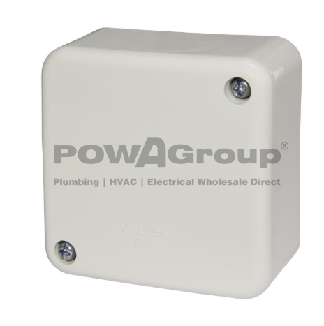 [08CONLJB1070WC] Large Junction Box with Connectors - 100 x 70 x 45mm