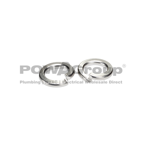 [07AFWAS019] M10 Spring Washer 4.6 Z/P OD 18.1mm x 2.2mm Thick