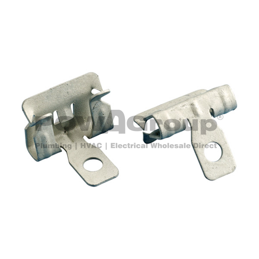[08BGC38] Beam / Girder Hammer-on Clamps 3-8mm (PVC Pipe Holder)