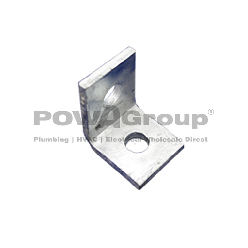 [09CIANG001] Angle Bracket 2 Holes (M12 Hole) 40mm x 50mm x 5mm