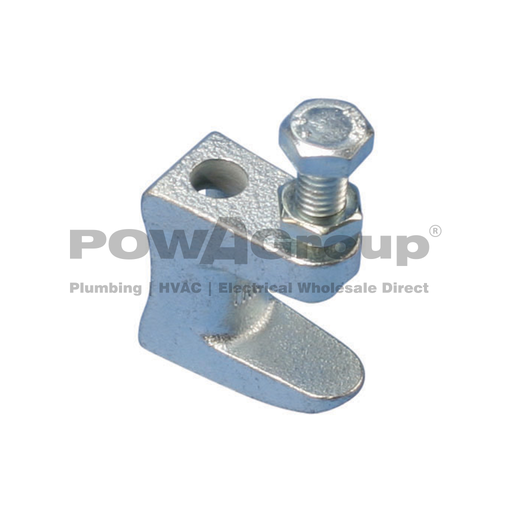 [10BCHD10] Beam Clamp Heavy Duty for M10 Rod - 11mm (29mm Mouth)