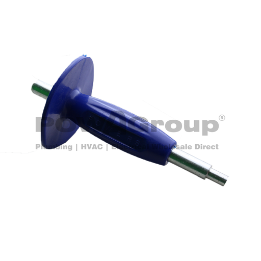 [02DIASTSH10] Drop In Anchor Setting Tool M10 with Shroud Handle