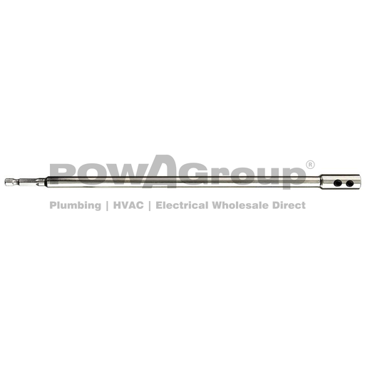 [12AVSPB015] Extension Bar 300mm for Spade & Turbo Bits