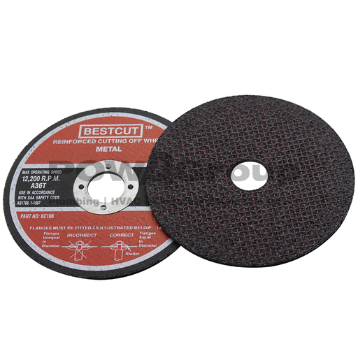 [13AACOD016] Metal Cut-Off Disc Lo 350mm x 3.2mm x 25.4mm